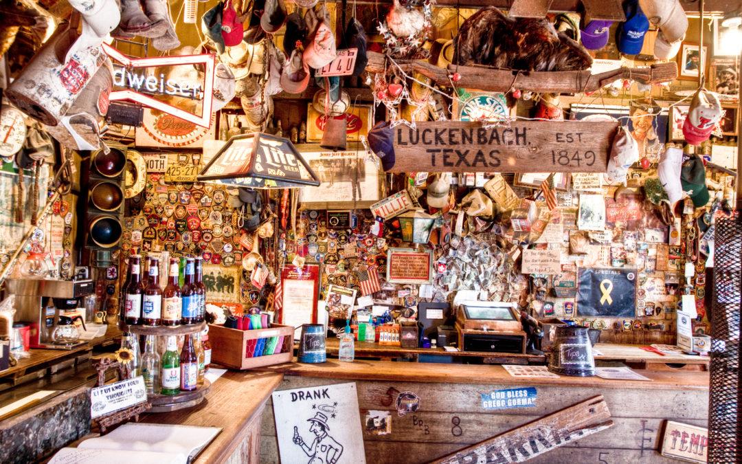 Hill Country Getaway: Luckenbach