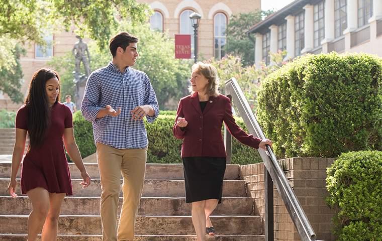 Marvelous San Marcos: Texas State University